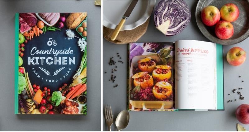 Save 50% on the Countryside Kitchen recipe book