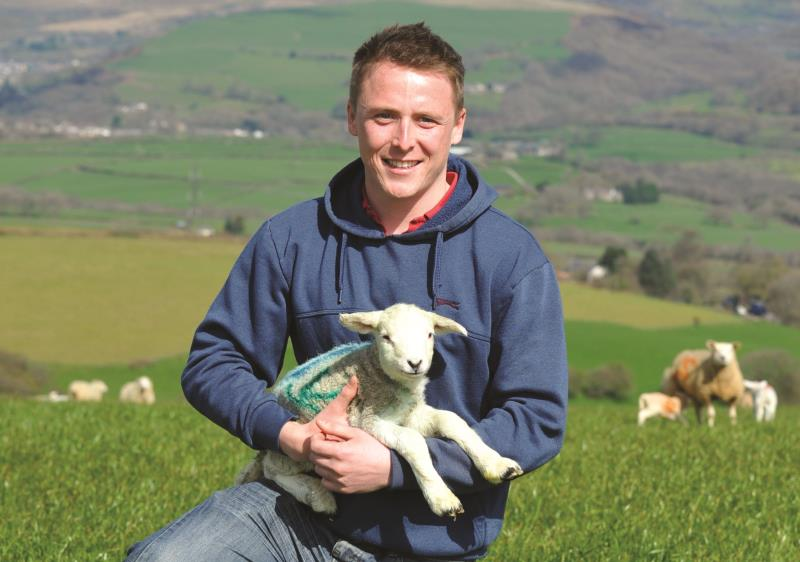 Meet Jacob, livestock farmer from Glamorgan
