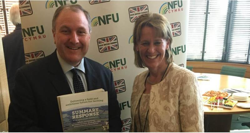 NFU takes Command Paper response to Parliament