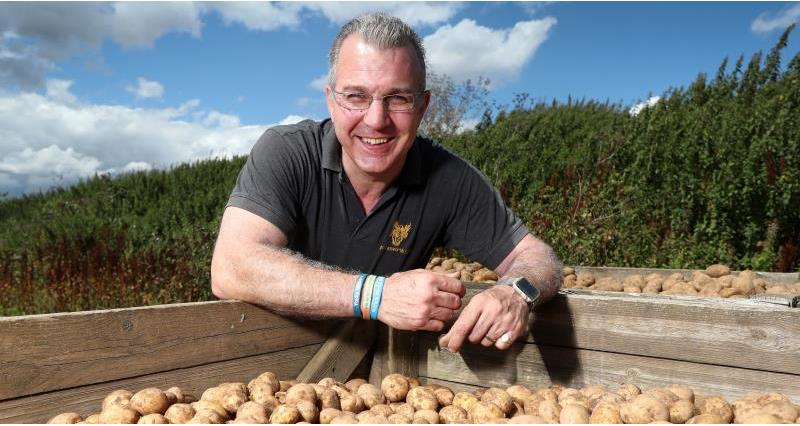 Meet the grower - potatoes