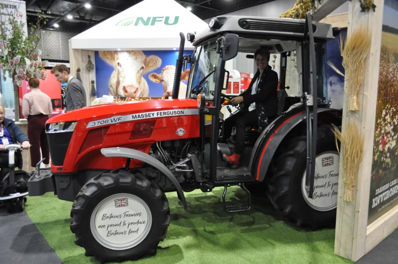 NFU stand at Labour party conference 2018_57531