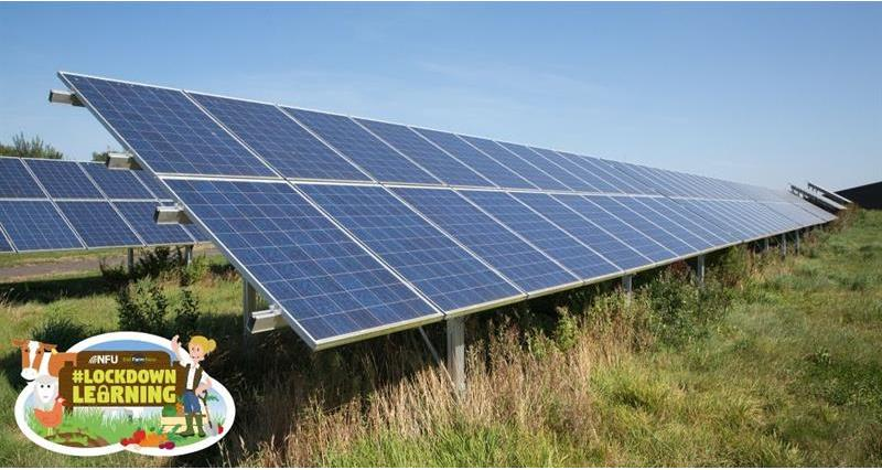 #LockdownLearning: Where is the best place for a solar panel?