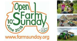 Order your free Open Farm Sunday resources