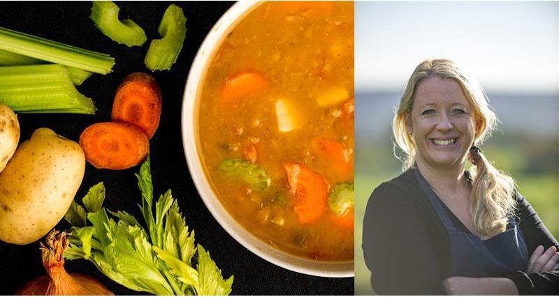 Miranda Gore Browne: Great British food