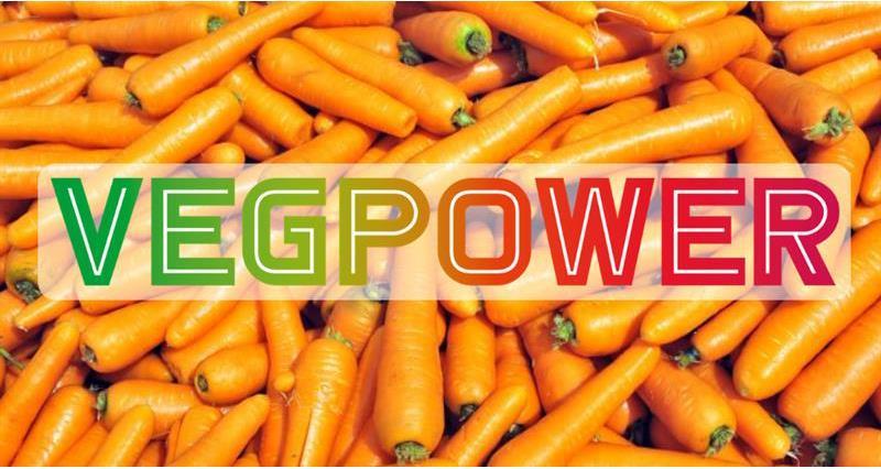 Power up with British veg