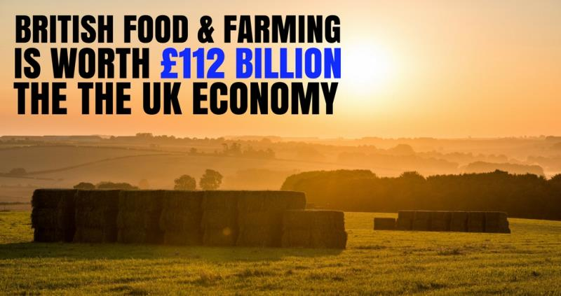 Food and farming is worth £112 billion to UK economy_52104
