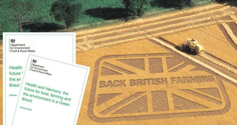 Command paper, Back British Farming_52664