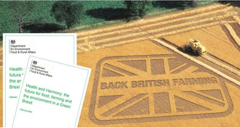 Command paper, Back British Farming_52664