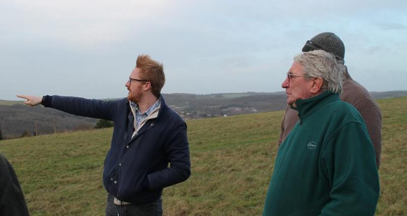 new Brighton MP Lloyd Russell-Moyle MP meets members in his constituency_49907
