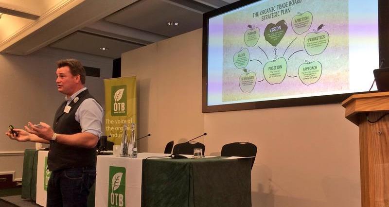 Organic Trade Board's Annual Meeting - March 2018 London_52557
