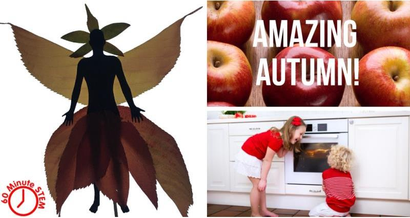 60 Minute STEM: Amazing Autumn!