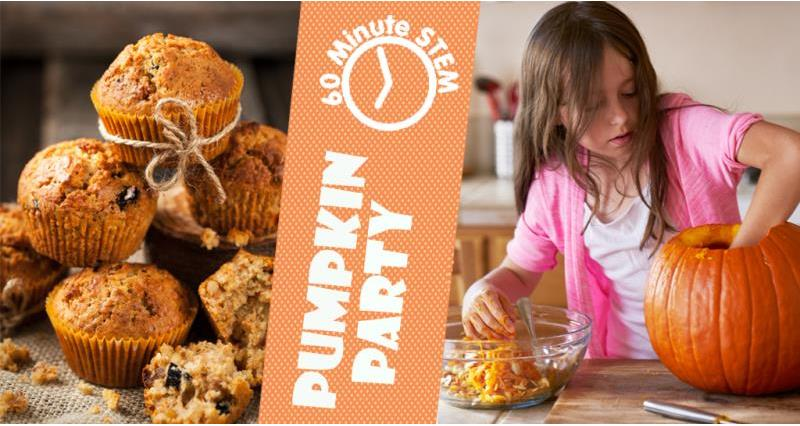 60 minute STEM: Pumpkin Party!