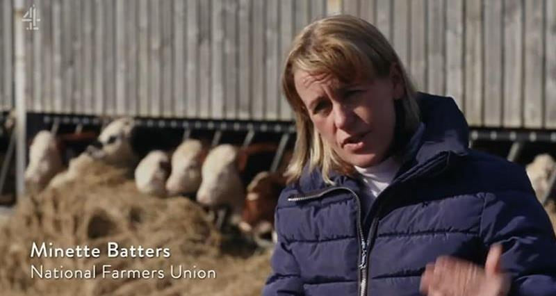 NFU media coverage on trade and food standards