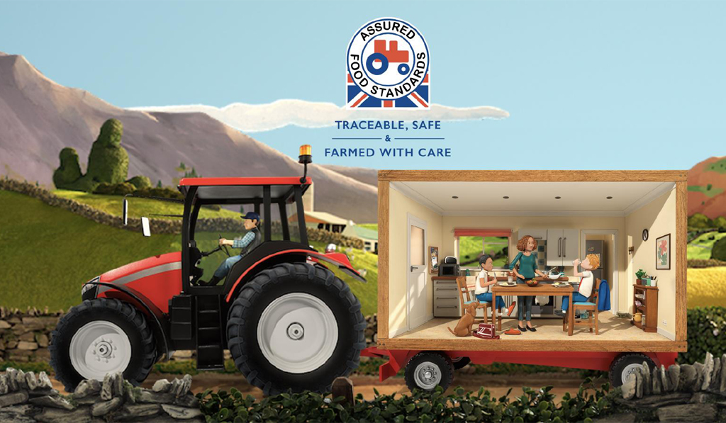 Red Tractor TV ad _57398