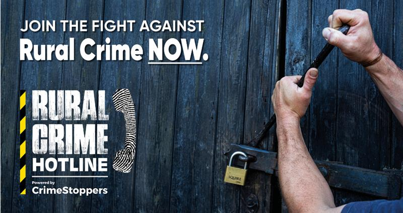 Rural crime: what you can do to help