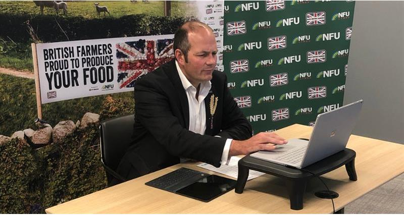 NFU discusses importance of food security at Lib Dem party conference