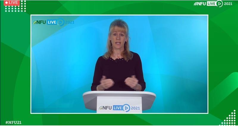 NFU Live 2021 media coverage