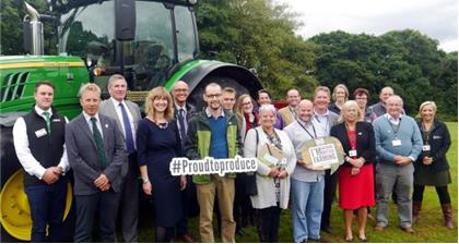Councillors hear about farming challenges