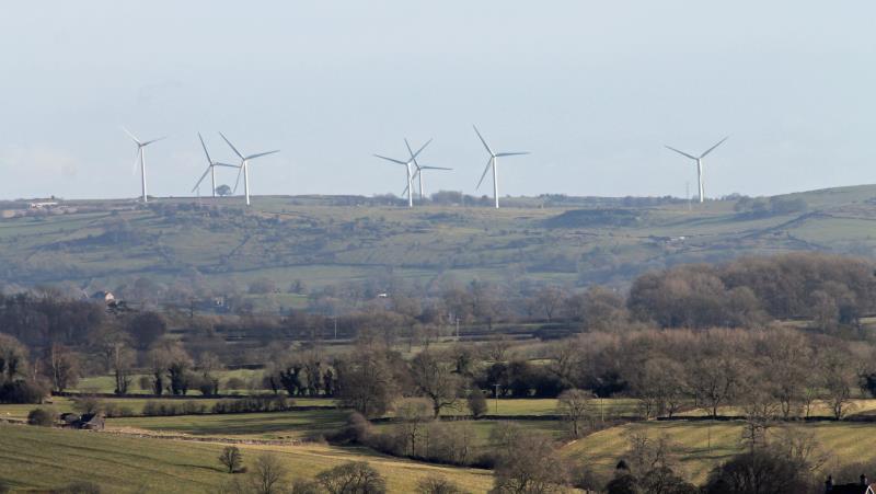 Wind power Staffordshire Derbyshire Peaks_50976