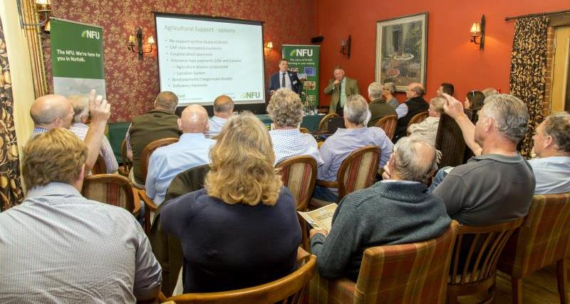 Brexit consultation meeting at Holt_36631