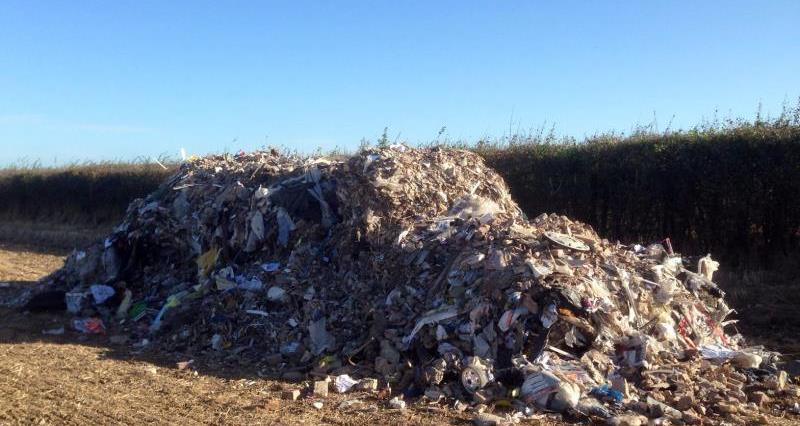 Fly-tipped waste in Essex_39233
