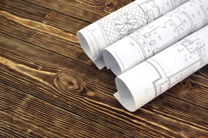 rural planning, architect, blueprint, plan, building_33928