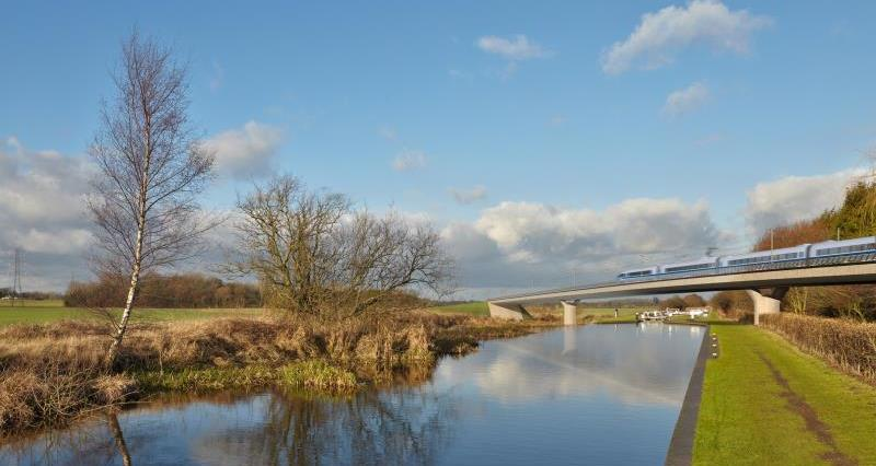 NFU Submit Petition to Select Committee on HS2 Phase 2a