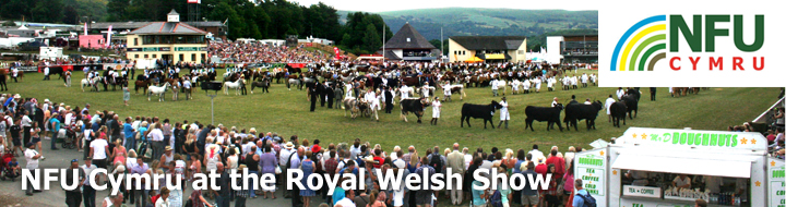 nfu cymru at the royal welsh 2014 homepage banner_23861