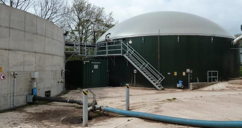 250 kW AD plant on farm in Herefordshire_18503