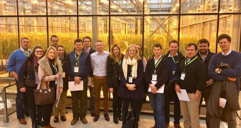 cereals development programme 2016 blog, brussels visit, january 2017_40942