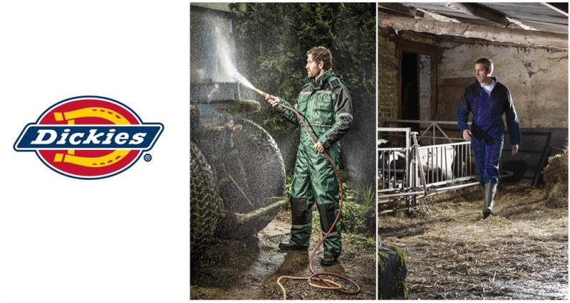 Save at Dickies Workwear