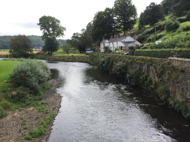 The River Calder near Whalley_46337