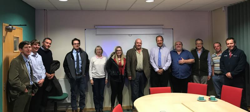 NFU North West Poultry Board meeting September 2017_47691