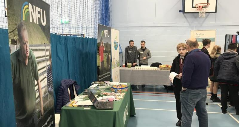 Careers event at The Hive in Liverpool_52799