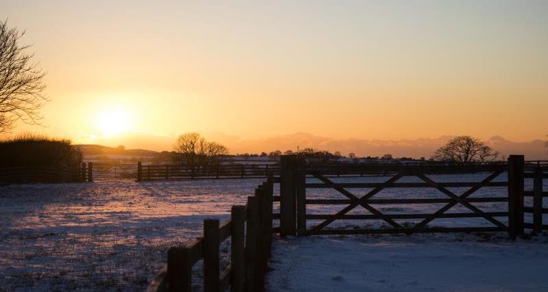 Snowy image Lancashire_52800