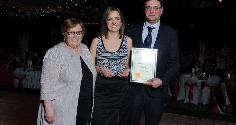 Old Holly wins Wyre Rural Business of the Year_49940