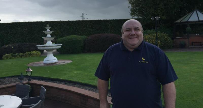 NFU North West poultry Board member Mark Forster_46332