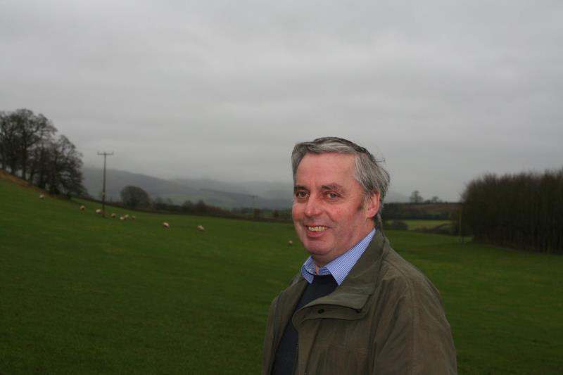NFU Cumbria County Chairman David Raine 1_32289