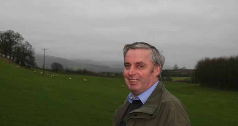 NFU Cumbria County Chairman David Raine 1_32289