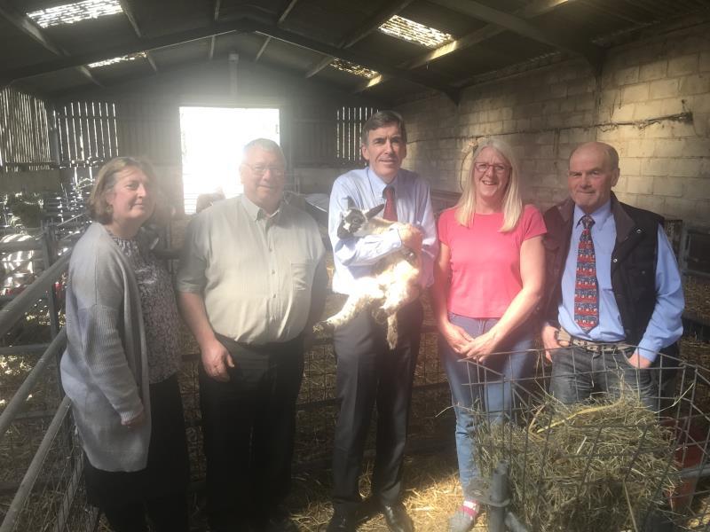 David Rutley MP sheep worrying meeting_53906