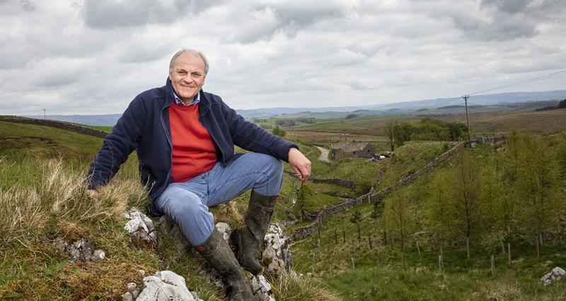 Climate-friendly farming: Meet Steven Crabtree