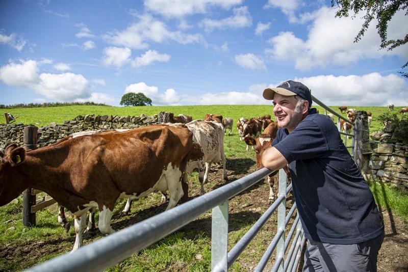 Climate-friendly farming: Meet James Robinson